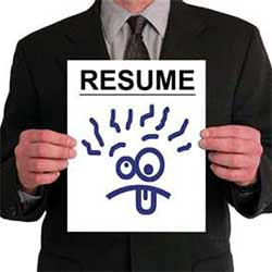 Does Your Resume Suck? 5 Common Mistakes