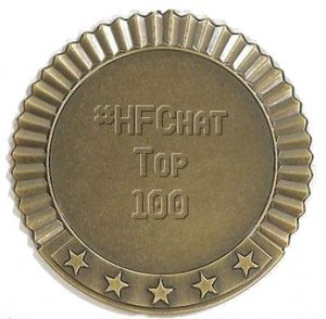 HFChat Top 100 Influentials Badge