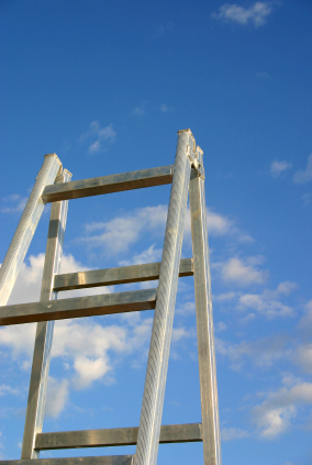 Building Your Career: 5 Secrets To Moving Up The Ladder
