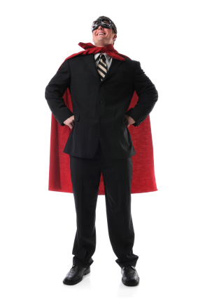 Super Business Hero
