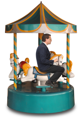 Managing Yourself through the Management Merry-Go-Round