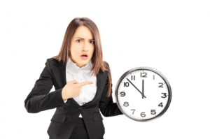 Is Time Management an Oxymoron?